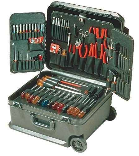 Xcelite General Hand Tool Kit, Number of Pieces: 86, Application: Technician - - Xcelite Kits Tool