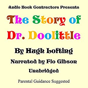 The Story of Dr. Doolittle Audiobook