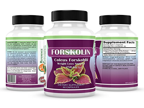 Pure Forskolin Extract 250 Standardized product image