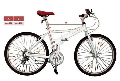Pieghevole Pininfarina 26.Pininfarina Bici Pieghevole Design 26 Amazon It Sport E