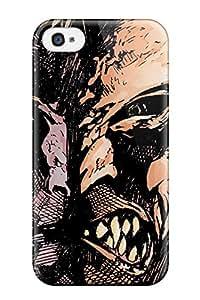 Iphone 4/4s Case Bumper Tpu Skin Cover For Animal Man Comics Anime Comics Accessories