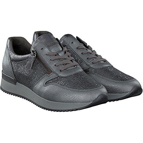 de de Zapatos Gabor cordones Damen Gabor Sint Material Sneaker qYCCZ1w