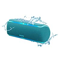 Caixa de Som sem Fio, Sony, SRS-XB21/LC BR, Azul, Pequeno