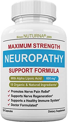 Neuropathy Pain Relief Supplement Peripheral product image