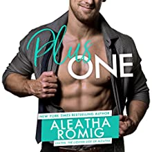 Plus One Audiobook by Aleatha Romig Narrated by Samantha Prescott, Brian Pallino