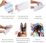 No Rinse Pet Wipes- Use for Pet Bathing, Pet
