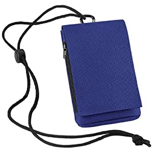 BagBase Phone Pouch Bright Royal One by BagBase