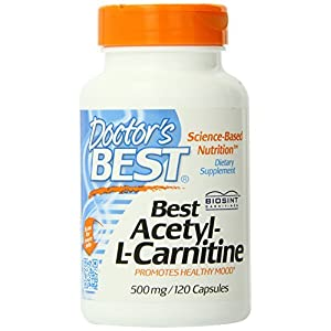Best Acetyl L-Carnitine 500 mg