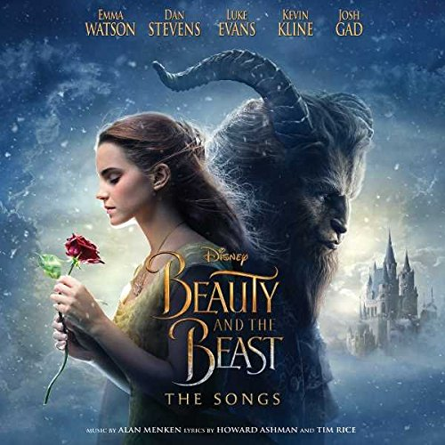 Beauty And The Beast: The Songs [LP][Blue] (The Best Of Disney Record)