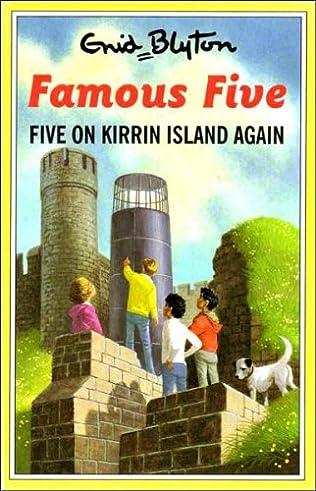 book cover of Five On Kirrin Island Again