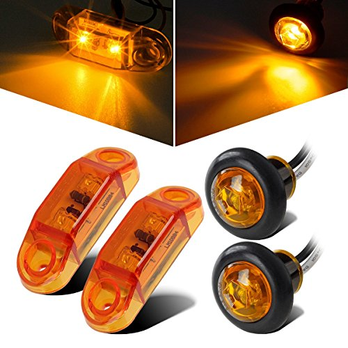 Tube Fender Led Lights - 2