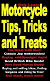 51CKG1X6GSL. SL160  Motorcycle Tips, Tricks and Treats Reviews
