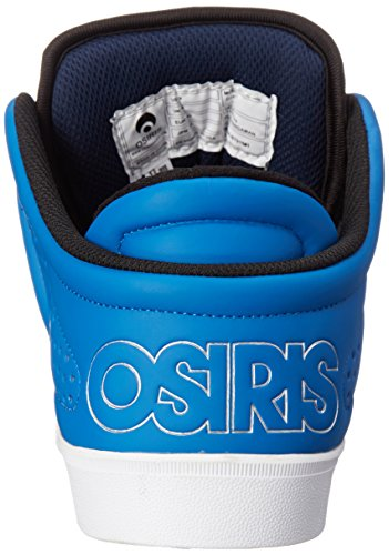 Osiris Bluj/Bingaman Mens D3V Skate Shoes Blue/Bingaman w7998C0d
