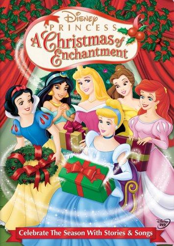 Christmas Princess.Amazon Com Disney Princess A Christmas Of Enchantment