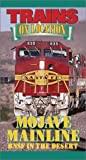 Trains On Location - Mojave Mainline: BNSF in the Desert [VHS]