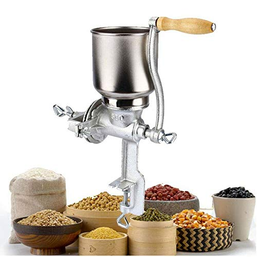 Manual Grain Grinder Operated