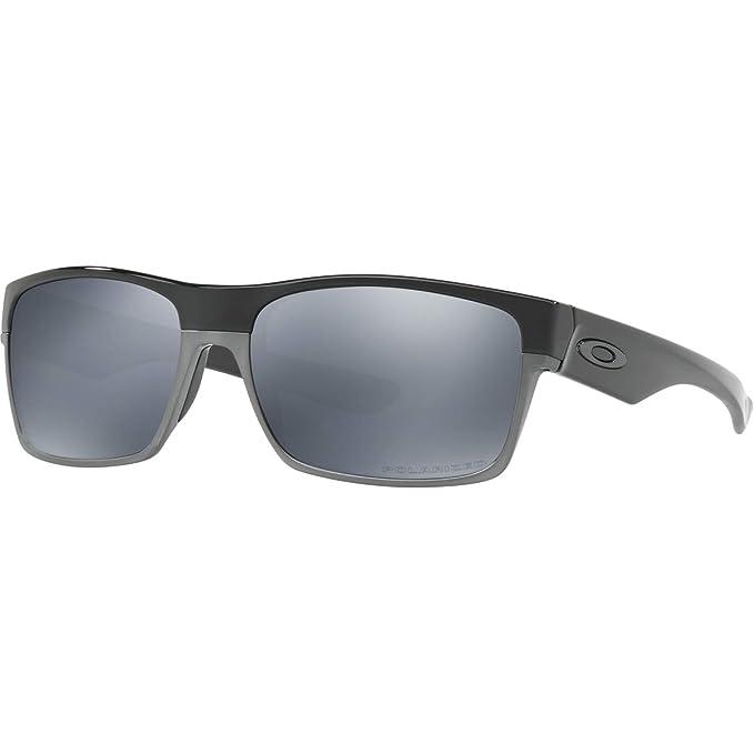 Oakley Men Two Face Rectangular Sunglasses