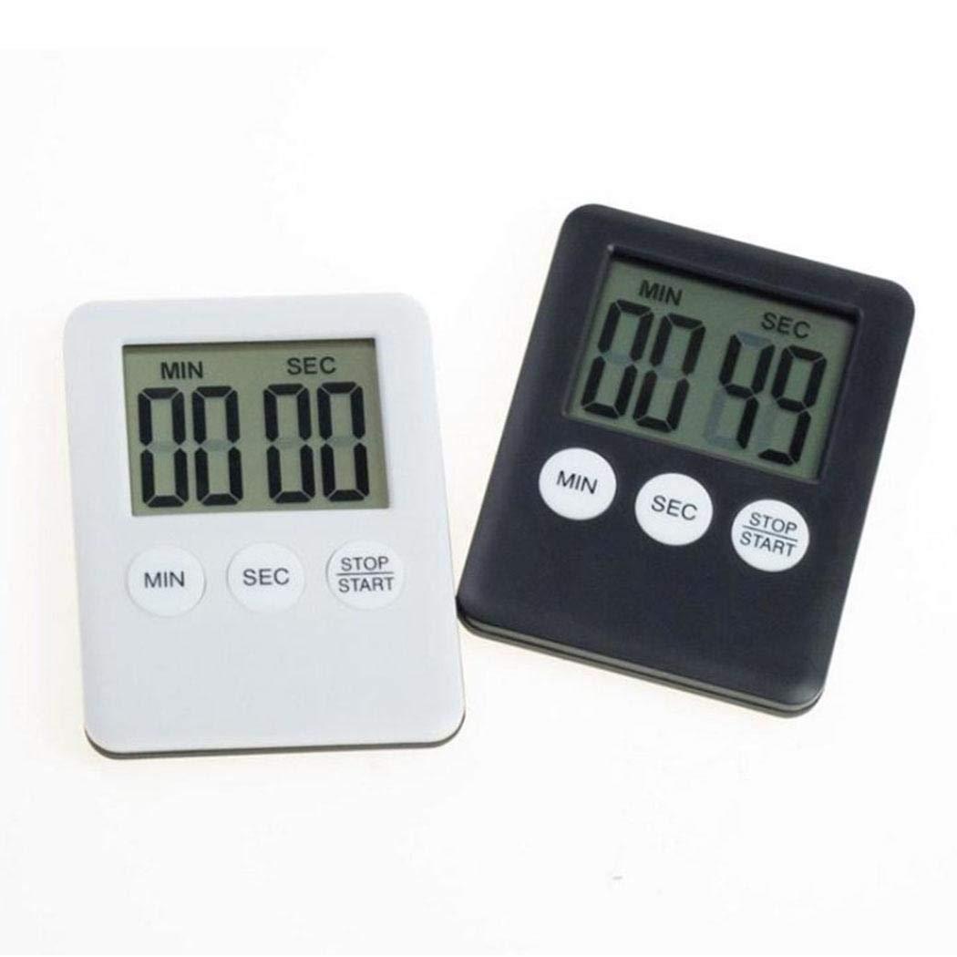 Pairkal Nuovo Mini Timer da Cucina Digitale LED Slim Count Up Down ...
