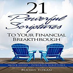 21 Powerful Scriptures to Your Financial Breakthrough