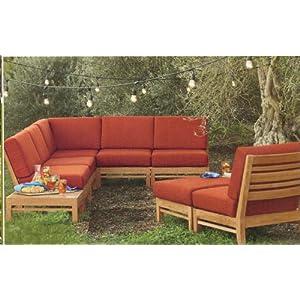 51CKJzb8wGL._SS300_ Teak Sofa Sets & Teak Couches