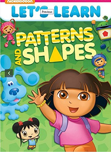 Let\'s Learn: Patterns and Shapes (Full Frame, Sensormatic)