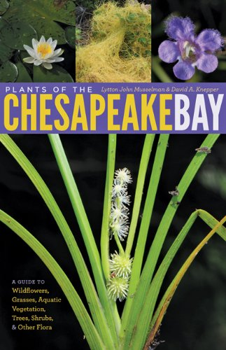 Plants of the Chesapeake Bay: A Guide to Wildflowers, Grasses, Aquatic Vegetation, Trees, Shrubs, and Other Flora (Chesapeake Va Bank America Of)