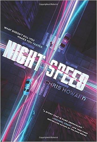 Descargar libros electrónicos en pdf gratis para ipad Night Speed 0062415344 RTF