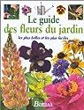 Le guide des fleurs du jardin par Greenwood
