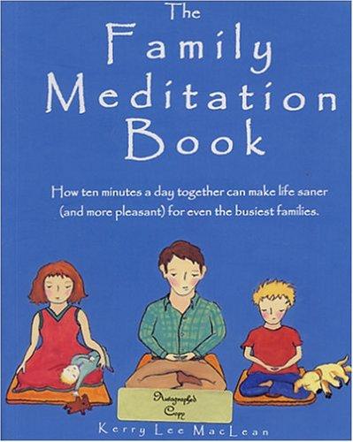 The Family Meditation Book