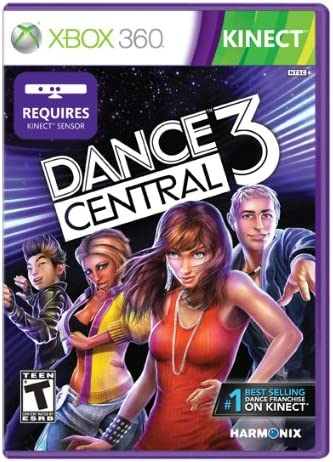 Microsoft Dance Central 3 - Juego (Xbox 360, Dance, T (Teen), Kinect): Amazon.es: Videojuegos