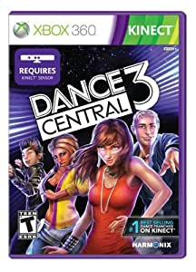 Dance Central 3 - Kinect - Xbox 360 Standard Edition