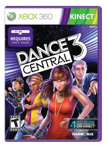 Dance Central 3 (List Of Best Xbox 360 Games)