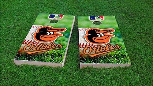 【当店一番人気】 Pro Baseball Filled Team コーンホールボード ACA規定サイズ B07PBMB24L ボード2枚とコーンホールバッグ8枚付き Corn B07PBMB24L Corn Filled Bags|ボルチモア野球 Corn Filled Bags, ditzy:5ea0429e --- arianechie.dominiotemporario.com