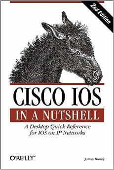 Cisco IOS in a Nutshell (In a Nutshell (O'Reilly))