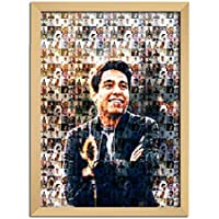 The Happy Dreams Personalized Mosaic Photo Frame for Any Occasion