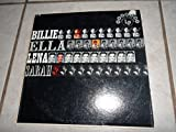 img - for BILLIE, ELLA, LENA, SARAH - vinyl lp. THE MAN I LOVE--BILLIE HOLIDAY - MY MELANCHOLY BABY--ELLA FITZGERALD - PRISONER OF LOVE--LENA HORNE - NICE WORK IF YOU CAN GET IT--SARAH VAUGHAN - I'LL NEVER BE THE SAME--BILLIE HOLIDAY, AND OTHERS. book / textbook / text book
