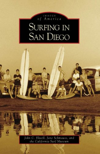Surfing in San Diego (CA) (Images of - La Town Jolla