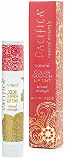 product image for Pacifica Color Quench Lip Tint Blood Orange