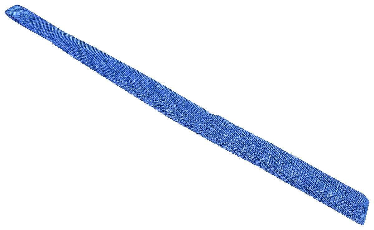 Knightsbridge Neckwear Mens Knitted Tie Royal Blue