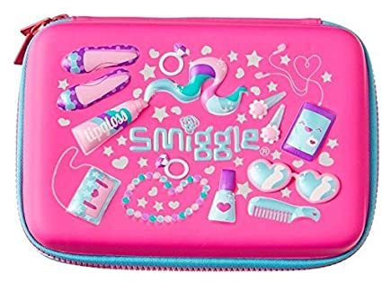 finest selection f6b46 a1041 Buy Smiggle Hello Scented Hardtop Pencil Case (Pink) Online at Low ...
