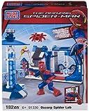 The amazing Spider-man Oscorp Spider Lab