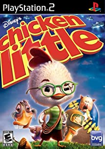 Amazon com: Disney's Chicken Little - PlayStation 2: Artist Not