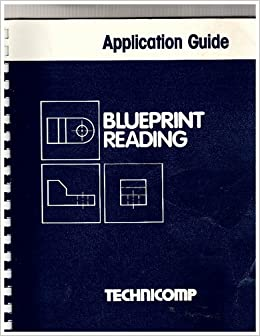Application guide blueprint reading technicomp amazon books malvernweather Choice Image