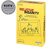 Relative Insanity Party Game About Crazy Relatives - Made...