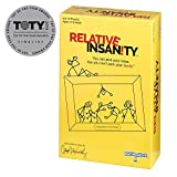 Best Family Games - PlayMonster Relative Insanity Family Party Game Review