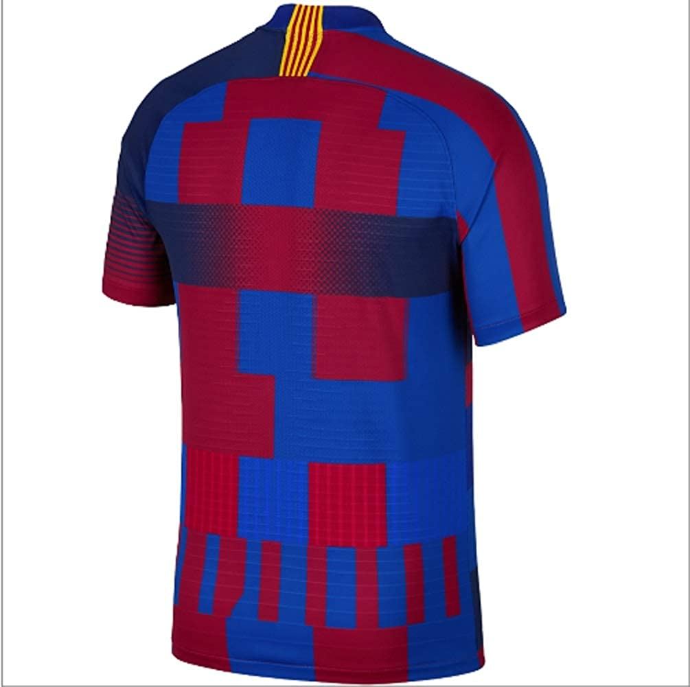 Deep Royal Blue XL Nike Mens FC Barcelona Authentic 20th Anniversary Vapor Match Jersey