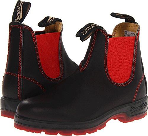 Blundstone Men's BL1316 Winter Boot,Black/Red,6 UK/7 M US