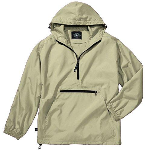 Zip Pullover Anorak - 3