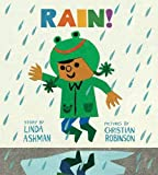 img - for Rain! (Board Book) book / textbook / text book
