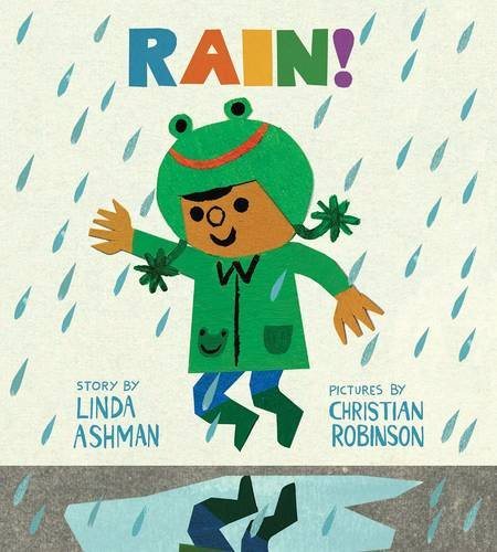 Rain! (Board Book)
